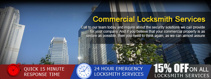 commercial locksmith london